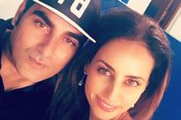 Arbaaz Khan Spotted With a Mystery Girl in Goa