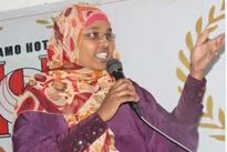 Somalia elects first woman to its Upper House of Parliament