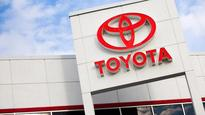 Toyota is hiring 1,000 staff in Dallas