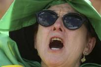 Thousands protest corruption, support judiciary in Brazil
