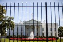 White House back to normal after security lockdown