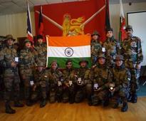 Indian Army team bags gold at Cambrian Patrol Competition