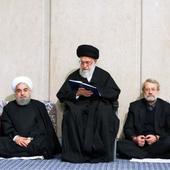 Leader Hosts Memorial Service for Ayatollah Rafsanjani