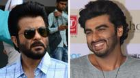 Real life uncle-nephew duo Anil, Arjun Kapoor to play one on reel too in next