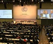 UN conference seeks rules for Paris climate change accord