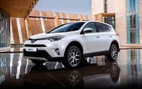 Toyota RAV4: 'All in all it's been an impressive update'