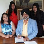 Indian American couple gift $100,000 to University of California Riverside for Sikh and Punjabi studies