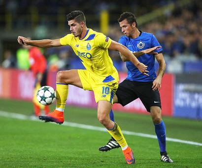 Champions League PHOTOS: Leicester close in on knock-outs, Sevilla win