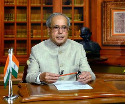 Attacks on minorities should be dealt with firmly: President's I-Day speech