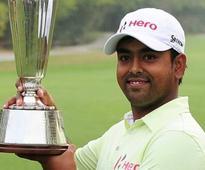 Lahiri pips Chowrasia to win second Tour title