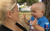 Grandmother to donate kidney to toddler with rare disorder (7News Melbourne)