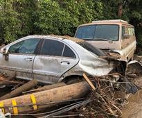 California mudslide: Rescuers search for survivors; death toll rises to 19