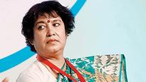 Why was Srijato silent when I was hounded out of Bengal by Muslim fundamentalists: Taslima Nasreen