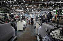 Global Economy - Britain misses out as global manufacturing surges