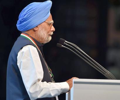 Dr Singh speaks up: Reject divisive policies, politics