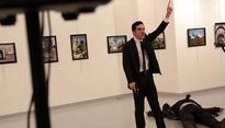Russian Ambassador to Turkey killed in Ankara. Dont forget Aleppo, shouts gunman