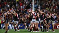 Australian football team floored by mass doping bans