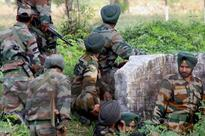 Two Terrorists Killed by Security Forces in an Encounter in Baramulla