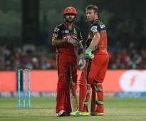 IPL 2016, RCB vs SRH as it happened: Kohli, de Villiers ...