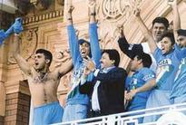 14 Yrs Ago Today Sourav Gangulys Shirt Waving At Lords Told The Cricket World - India Is Not Afraid