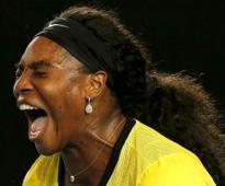 Serena survives Mladenovic test