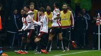 Jermain Defoe at the double for Sunderland against Aston Villa