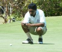 Golf: GOOD YEAR FOR SINGH: As other golfers produce mixed results