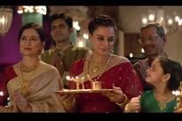 Tanishq taps Diwali mood to promote Shubham collection