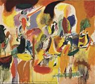Abstract Expressionism at the Royal Academy is a remarkable show