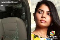Chinmayi shocked by sudden robbery