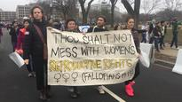 Reflections from the Women's March on Washington