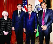 India-US Economic and Financial Partnership