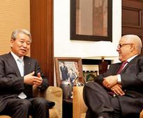 Japan's JICA President Visits Morocco to Further Consolidate Bilateral Cooperation