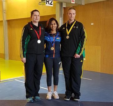 Commonwealth shooting: Sidhu strikes gold, Deepak wins bronze