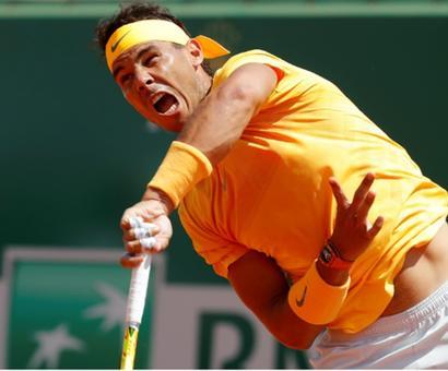 Nadal cruises into Monte Carlo final