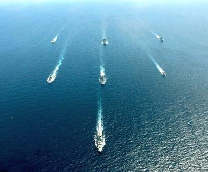 PHOTOS: India-Singapore joint naval exercise concludes