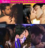 Parth Samthaan-Niti Taylor, Ankit Gera-Roopal Tyagi, Rajeev Khandelwal-Kritika Kamra  Here's a look at some of the best kisses on TV!