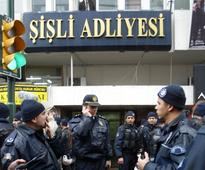 Istanbul district deputy mayor killed after attacker raids office