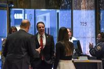 Cuomo says he discussed Obamacare, tax deductions with Trump