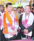 Chetia speaks of Assam awakening