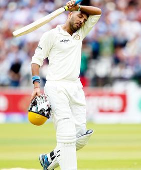 Hazare Trophy: Yuvraj powers Punjab, Dhoni fails again