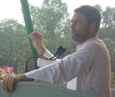 Why are Mallya, Lalit Modi still abroad? Rahul slams PM @ Assam rally