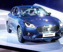 Maruti Suzuki unveils third generation Dzire; launch on May 16
