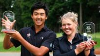 Brooke Henderson, Kevin Kwon capture CN Future Links Pacific Championship titles
