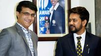 We will spend more on junior cricket, says CAB president Sourav Ganguly