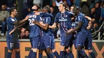 LIGUE 1: PSG clinch Ligue 1 title with victory in Lyon