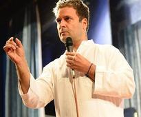 Rahul asks Mani Shankar Aiyar to apologise for 'neech' barb at PM Modi