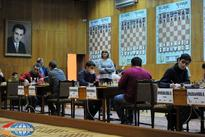 Andriasian and Gevorgyan lead in Armenia Chess Championships