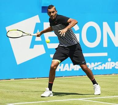 Kyrgios pulls out of Rotterdam Open to play basketball