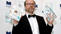 US author George Saunders wins 2017 Man Booker Prize for 'Lincoln in the Bardo'
